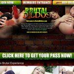 Brutal Dildos Discount Free