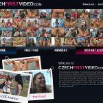 Czech First Video Join Now