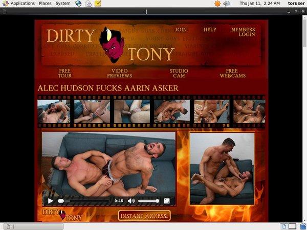 Dirtytony Porn Hd