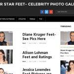 Free Super Star Feet Promo Code